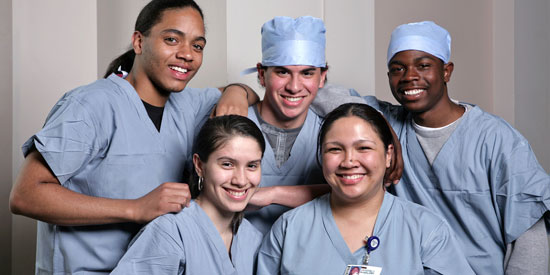 Careers That Benefit From Scrubs