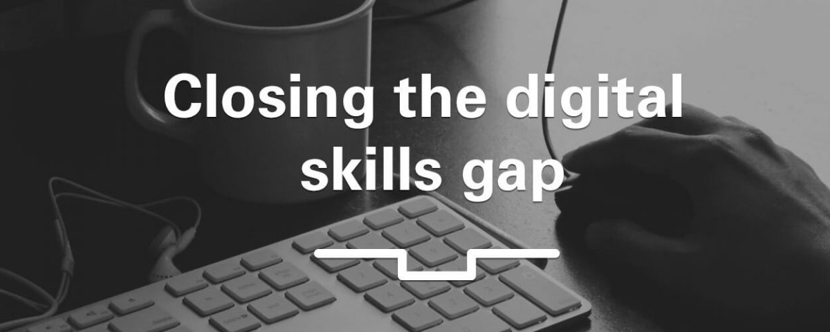 How to tackle the tech skill shortage